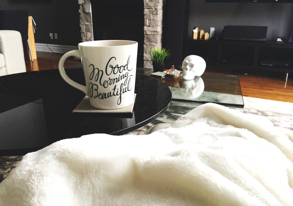 Calgary based lifestyle blog shares a cozy cinnamon coffee recipe. Try this secret holiday recipe today! You're sure to love it.