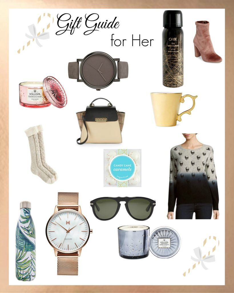 Drea is sharing her XMAS Gift Guide for HER 2016!!!