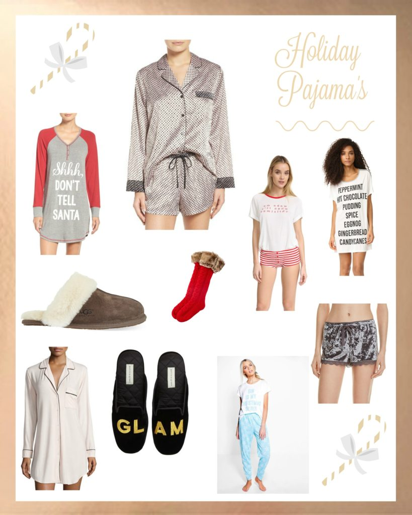 Calgary based blog by Drea Marie shares her fav holiday pajamas this season. Pick these up for Christmas Eve ASAP!!