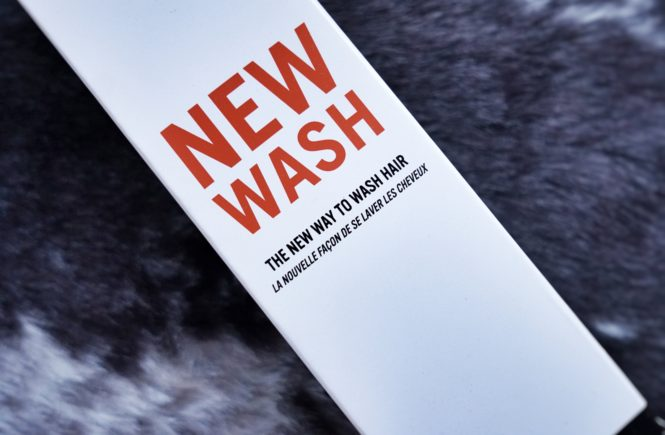 Calgary based lifestyle blogger Drea Marie shares the 2017 way to clean your hair; Hairstory New Wash! She's found her hair haven.