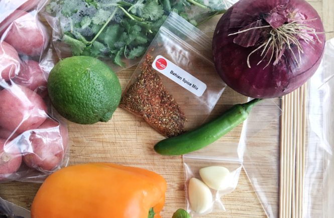 Drea Marie is SO OVER grocery shopping. So she found Chefs Plate, a grocery/recipe delivery service in Calgary, AB. CHECK IT OUT.