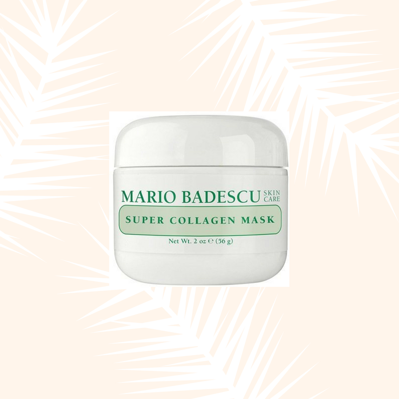 Drea Marie shares her favourtie super collagen mask by mario badescu. We're talking the best spring mask for plumper, brighter skin!