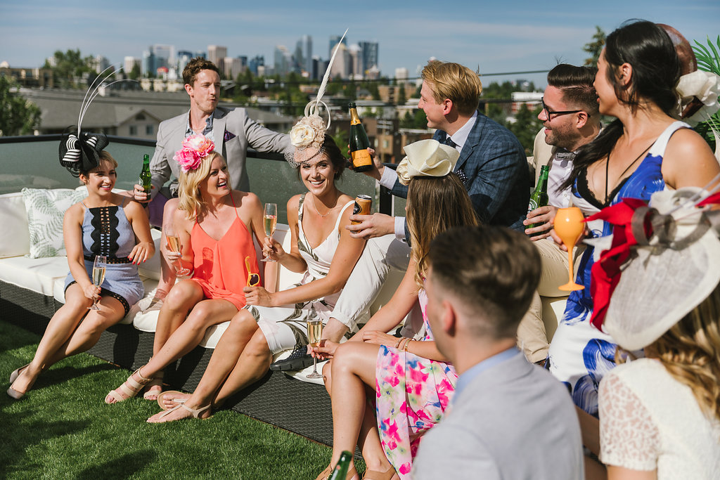 Drea Marie shares how to throw your pre packwood grand party! Packwood grand is the event of the summer in Calgary, AB. Check it out!!!