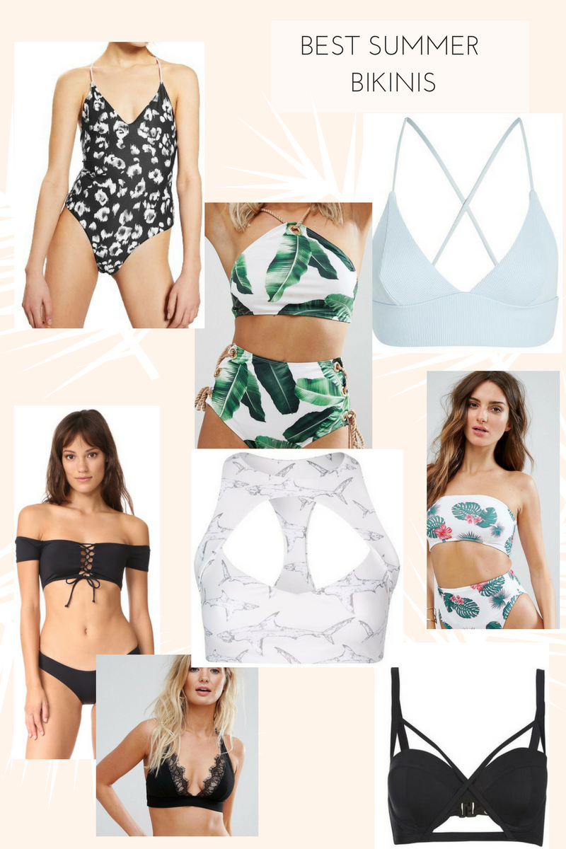Drea Marie shares the best summer bikinis this year! If you're looking to add some budget friendly options to your collection, CLICK HERE.