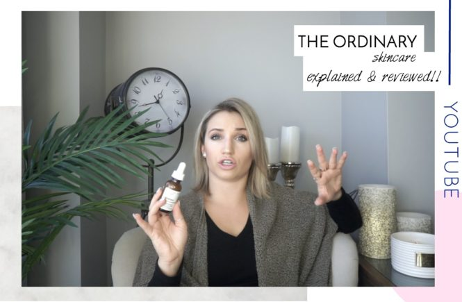 The Ordinary Skincare routines explained! Drea is sharing how you can get perfect skin and for CHEAP. Like $5 cheap. Yes please.